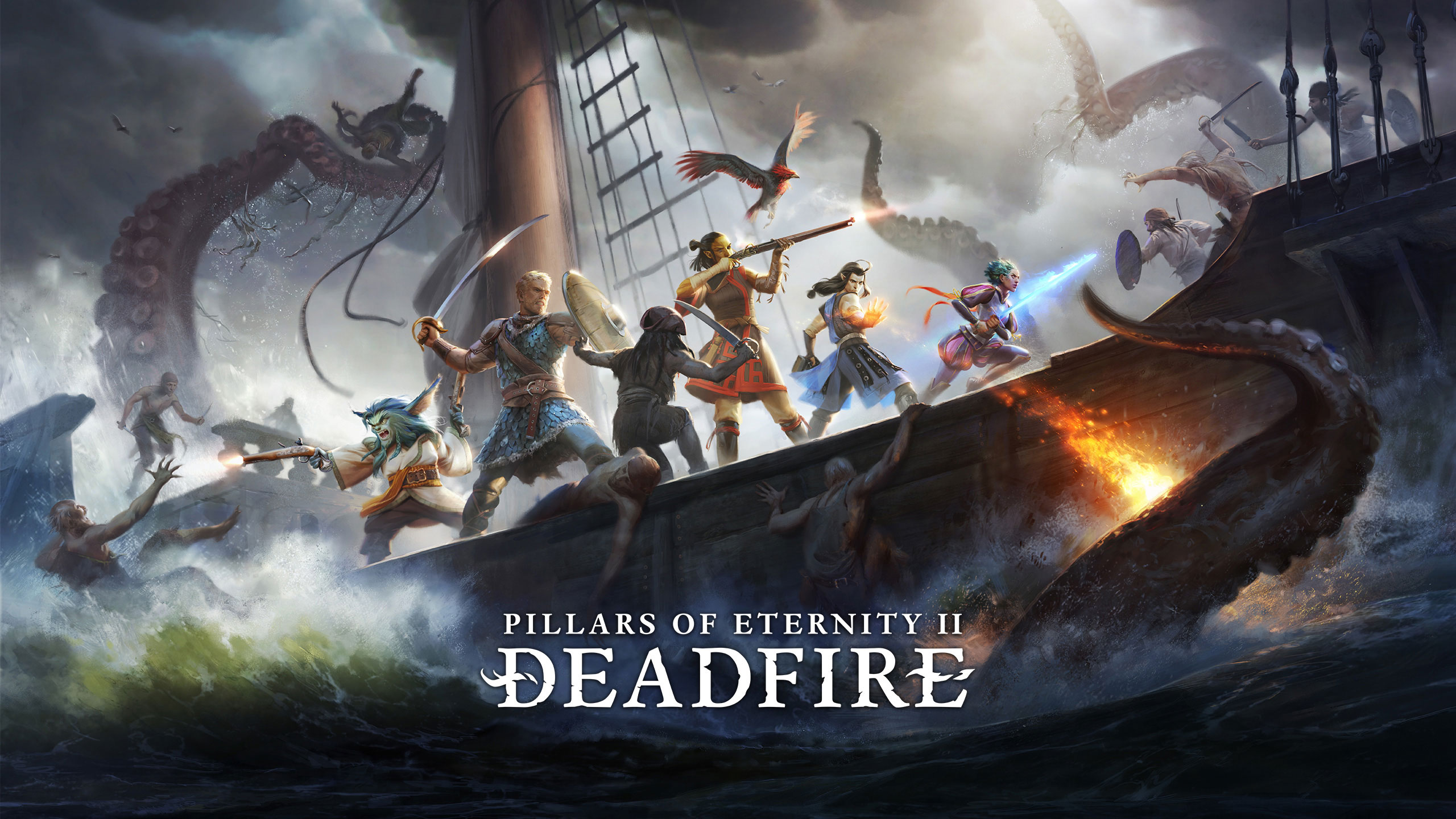 Pillars of Eternity II Deadfire Update 40 Multiclassing Part II on Fig