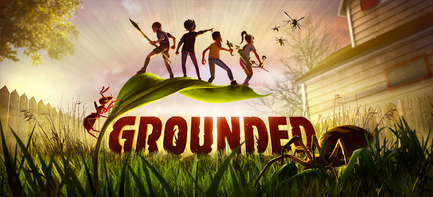 Grounded Available in Game Preview Now!