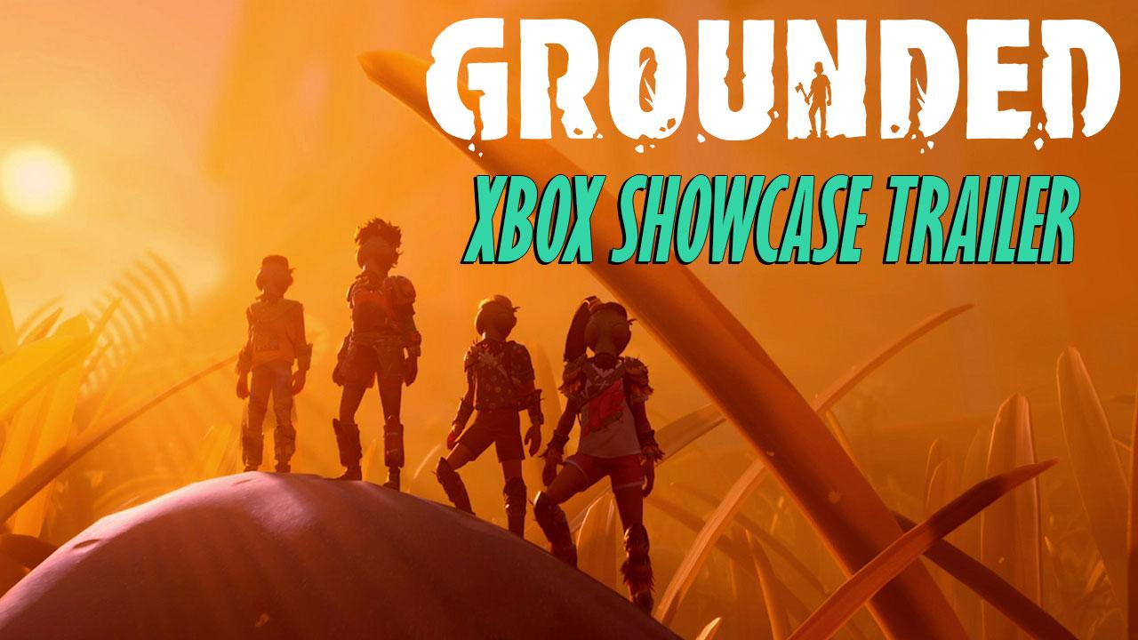 Grounded - Xbox Showcase Trailer Thumbnail