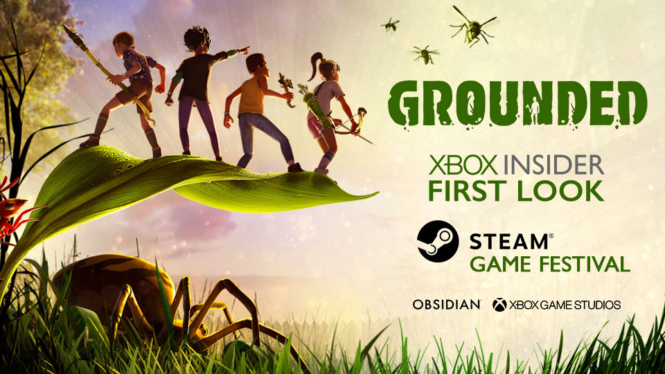 Grounded Demo is Now Available to Play! Header Image