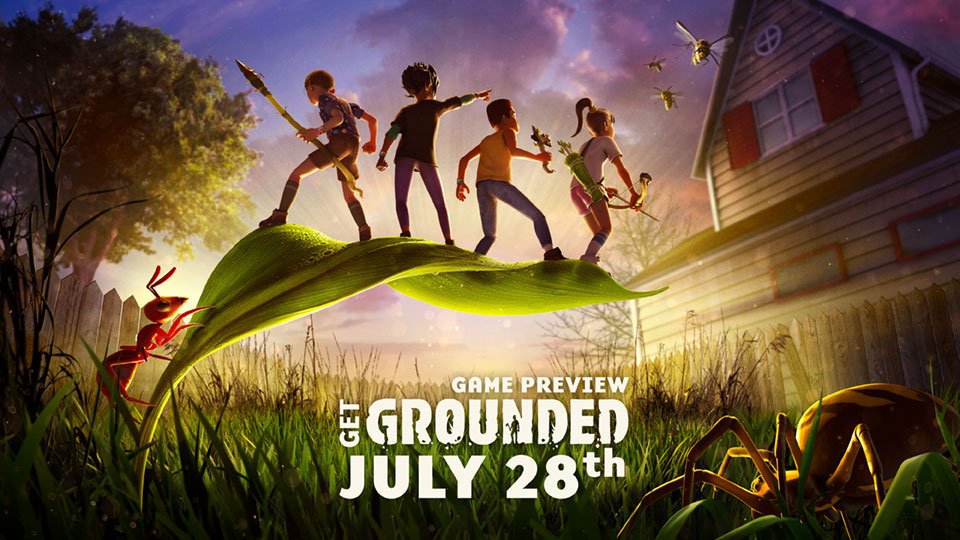 Game Preview for Grounded Launches July 28th Thumbnail
