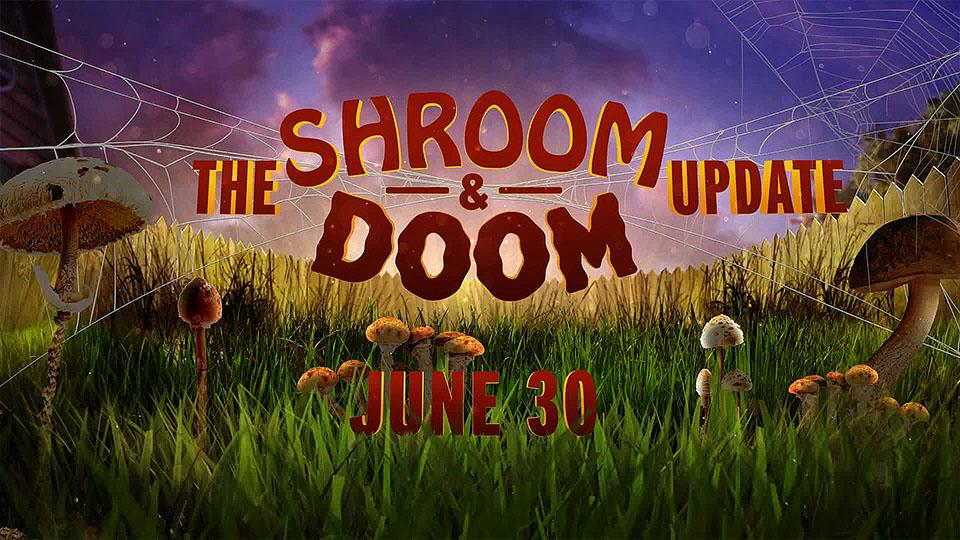 Shroom and Doom Update Trailer Header Image