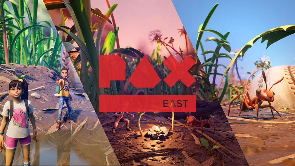 Grounded Is Coming To PAX East 2020! Header Image