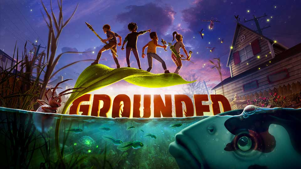 Grounded Continues to Grow: Join the Community of Over 5 Million Players Header Image