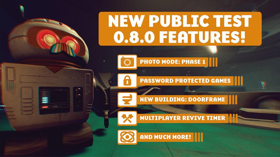 Public Test 0.8.0 Now Open Header Image
