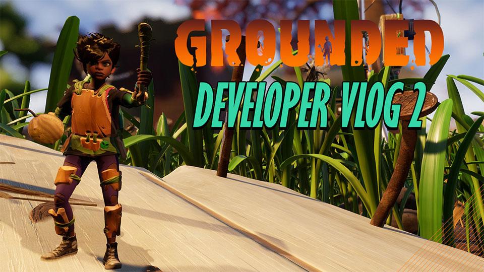 Developer Vlog 2 - Making Survival Easier Thumbnail
