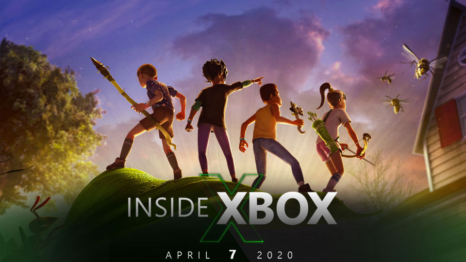 Catch Grounded on Inside Xbox Header Image