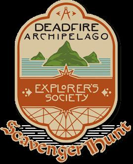 Deadfire Archipelago Explorer Society Scavenger Hunt