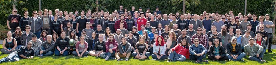 Obsidian Crew in 2019