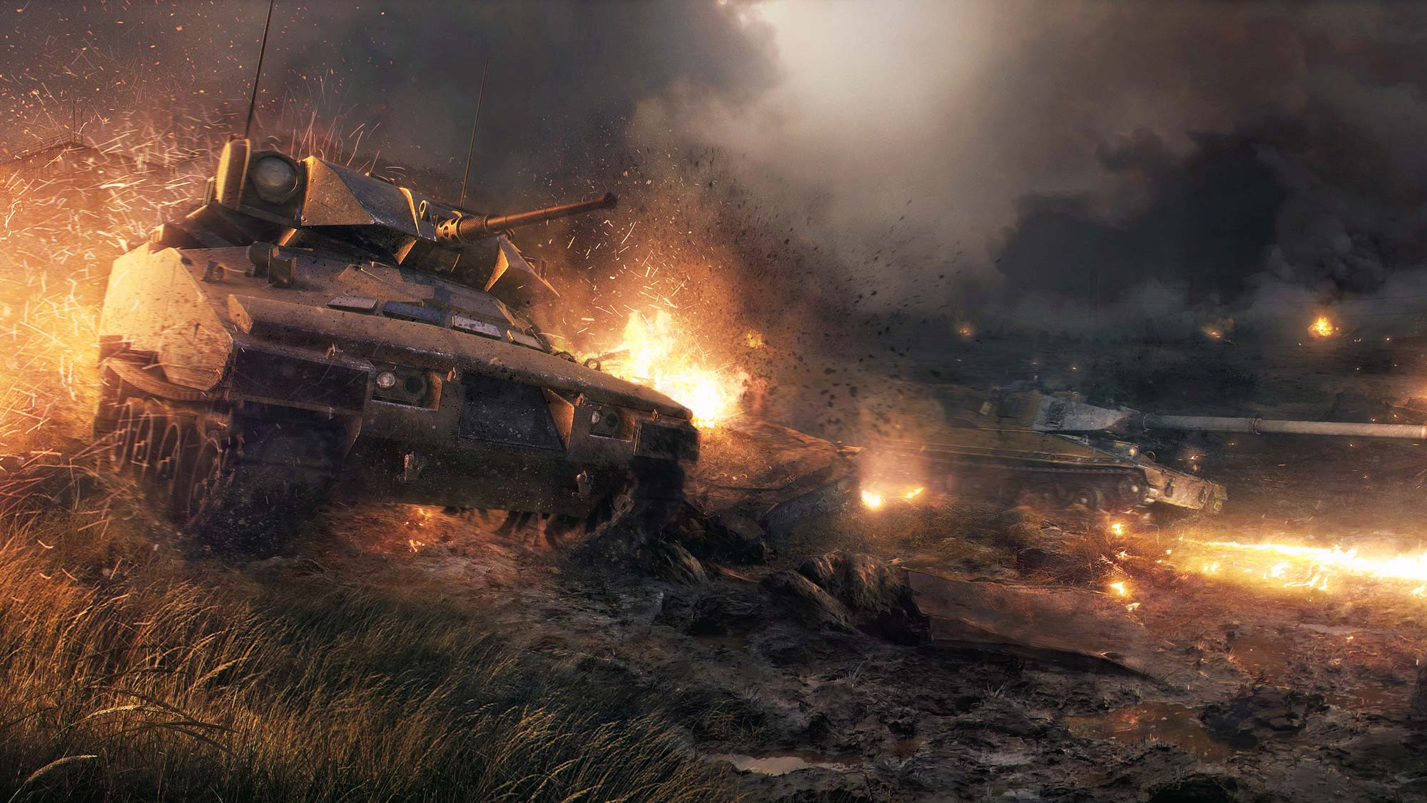 Armored Warfare Header Image