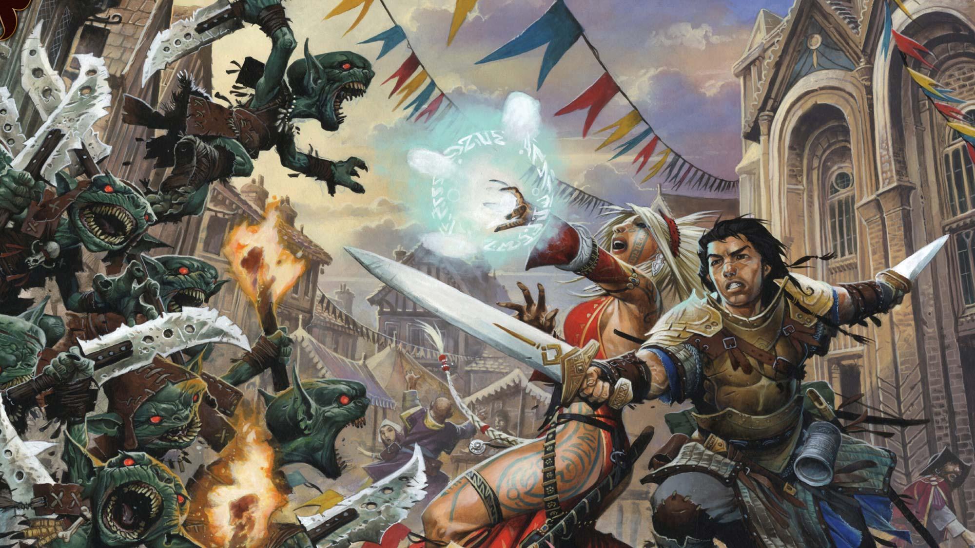 Pathfinder Adventures Header Image