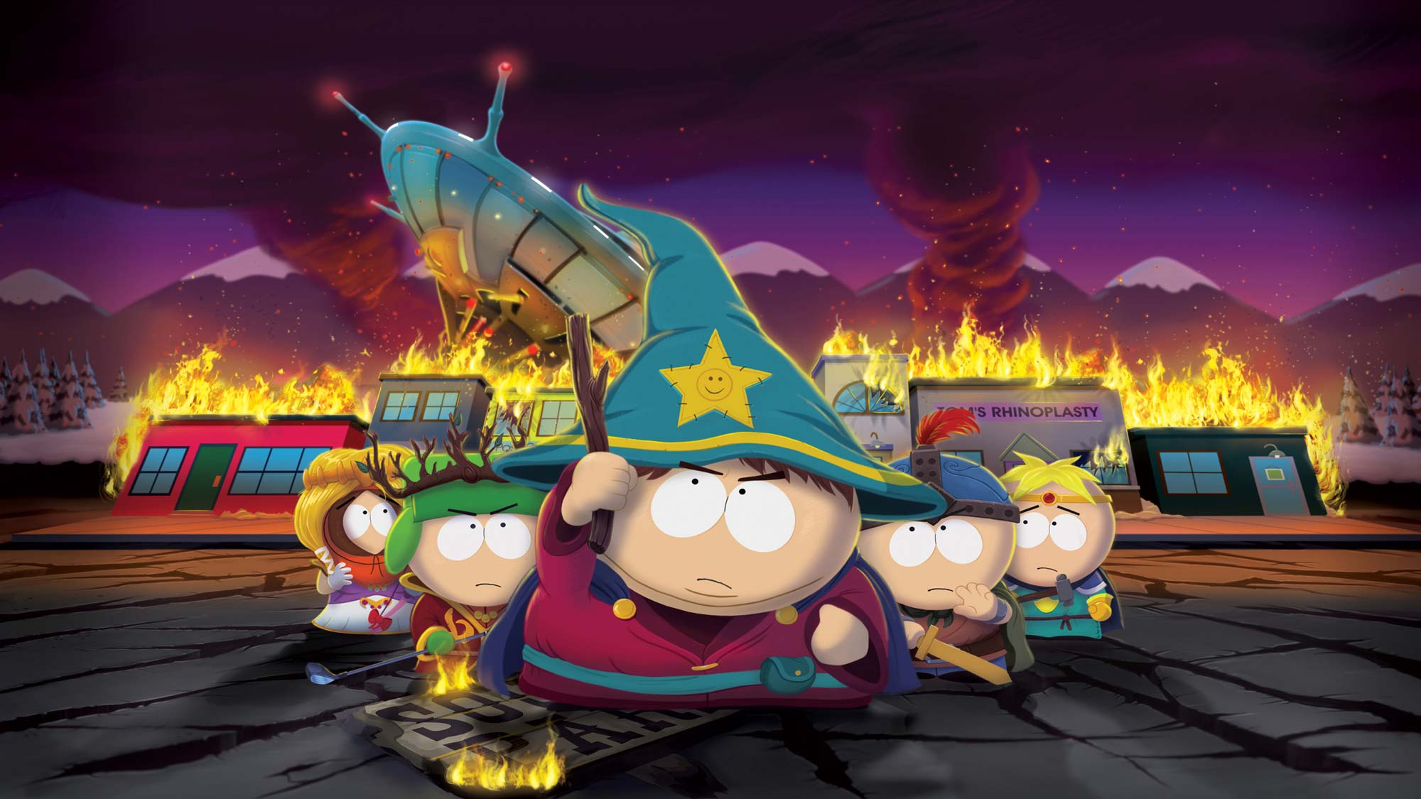South Park: The Stick of Truth Header Image