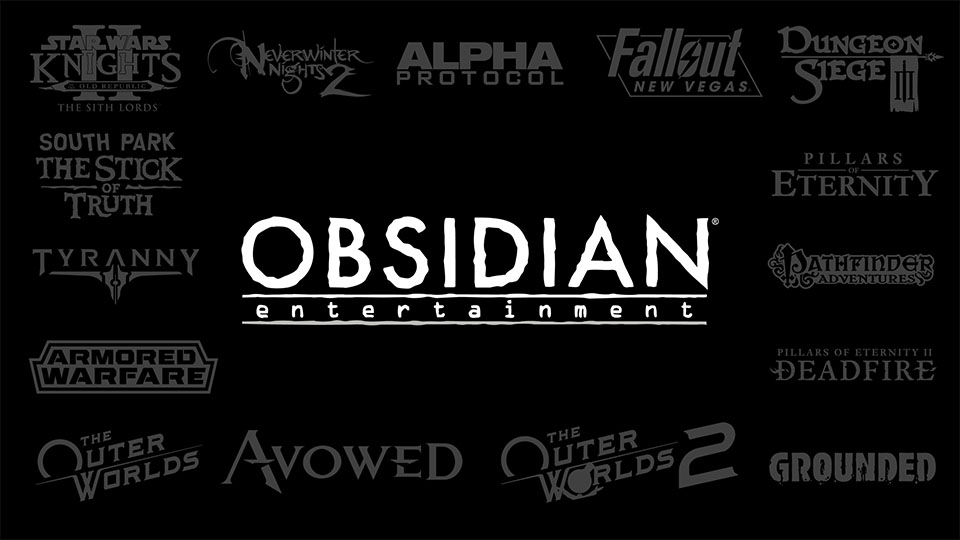 18 Years of Obsidian Entertainment Header Image