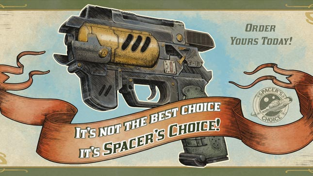 Spacer's Choice Spacer Gun