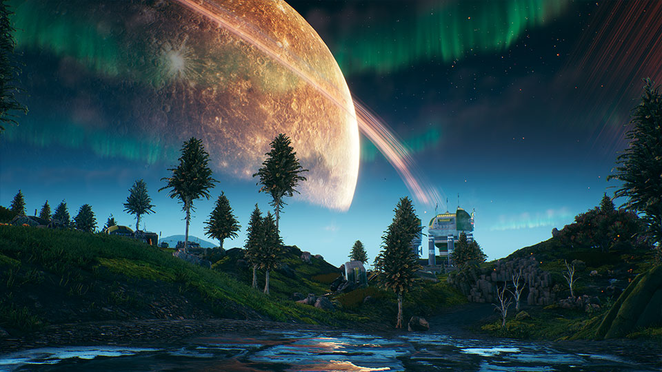 The Outer Worlds to Launch on Nintendo Switch on June 5, 2020 Header Image