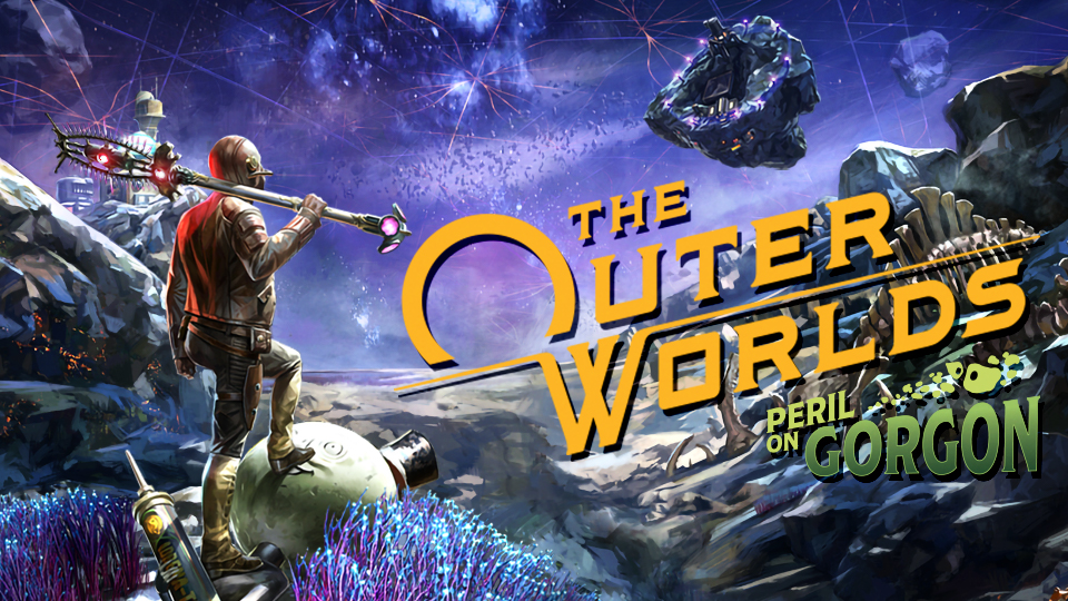 The Outer Worlds: Peril on Gorgon is launching September 9th Header Image