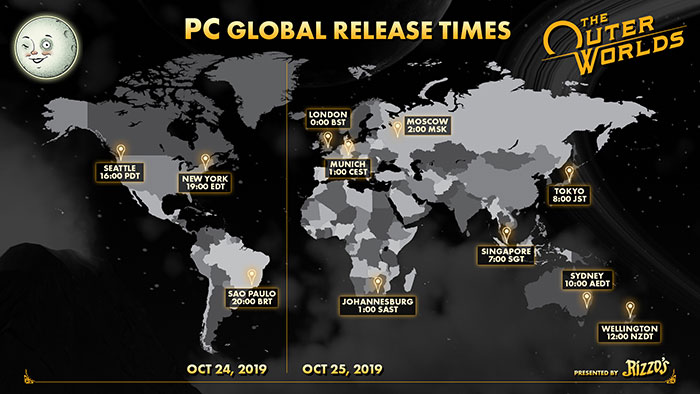 PC Release Schedule