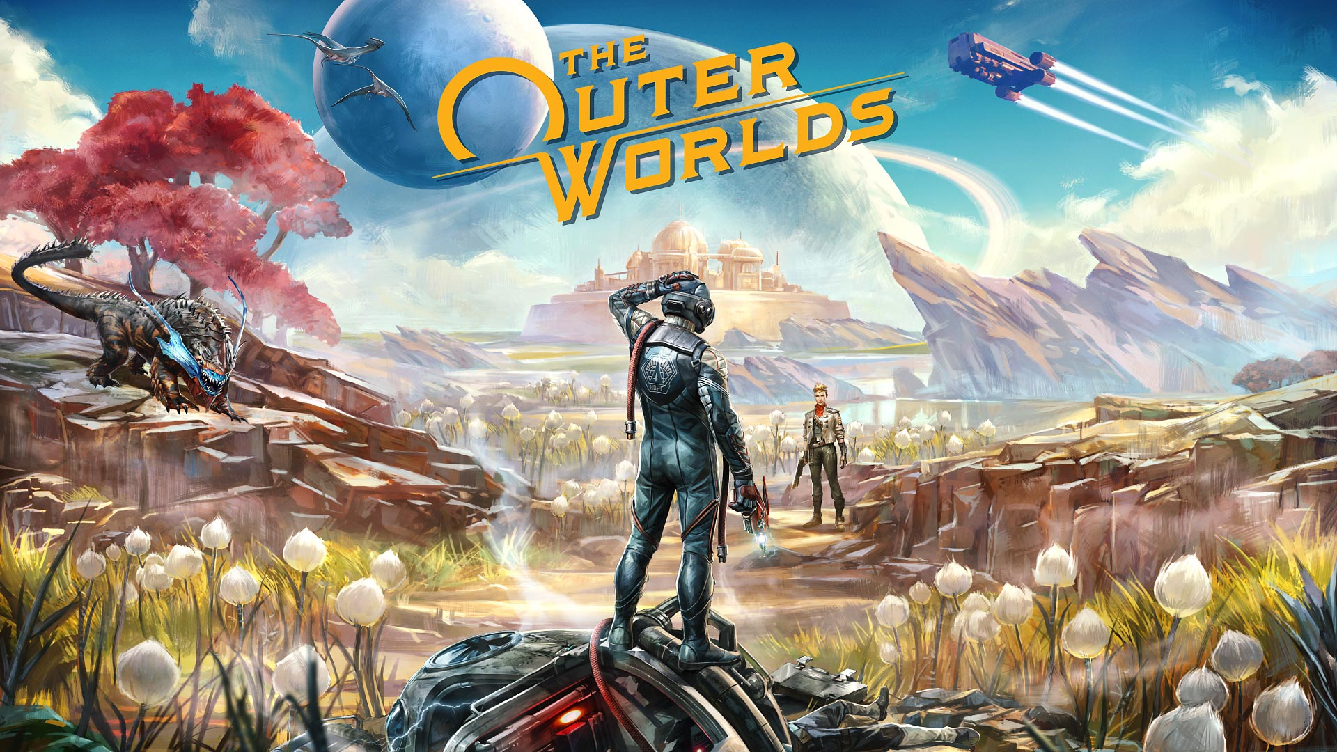 The Outer Worlds Release Schedule Header Image